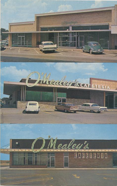 O'Mealey's Cafeterias