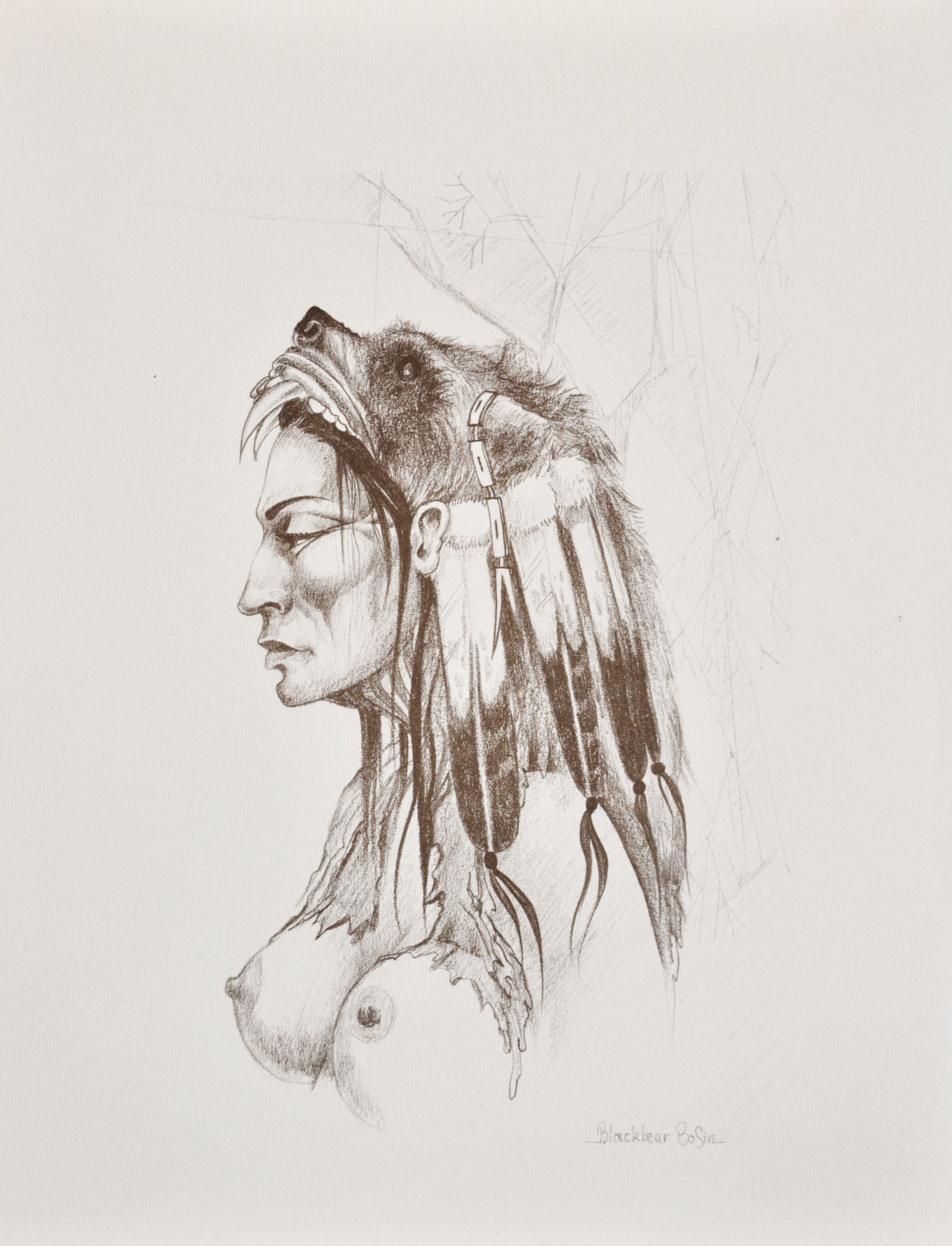Ute Bear Dancer