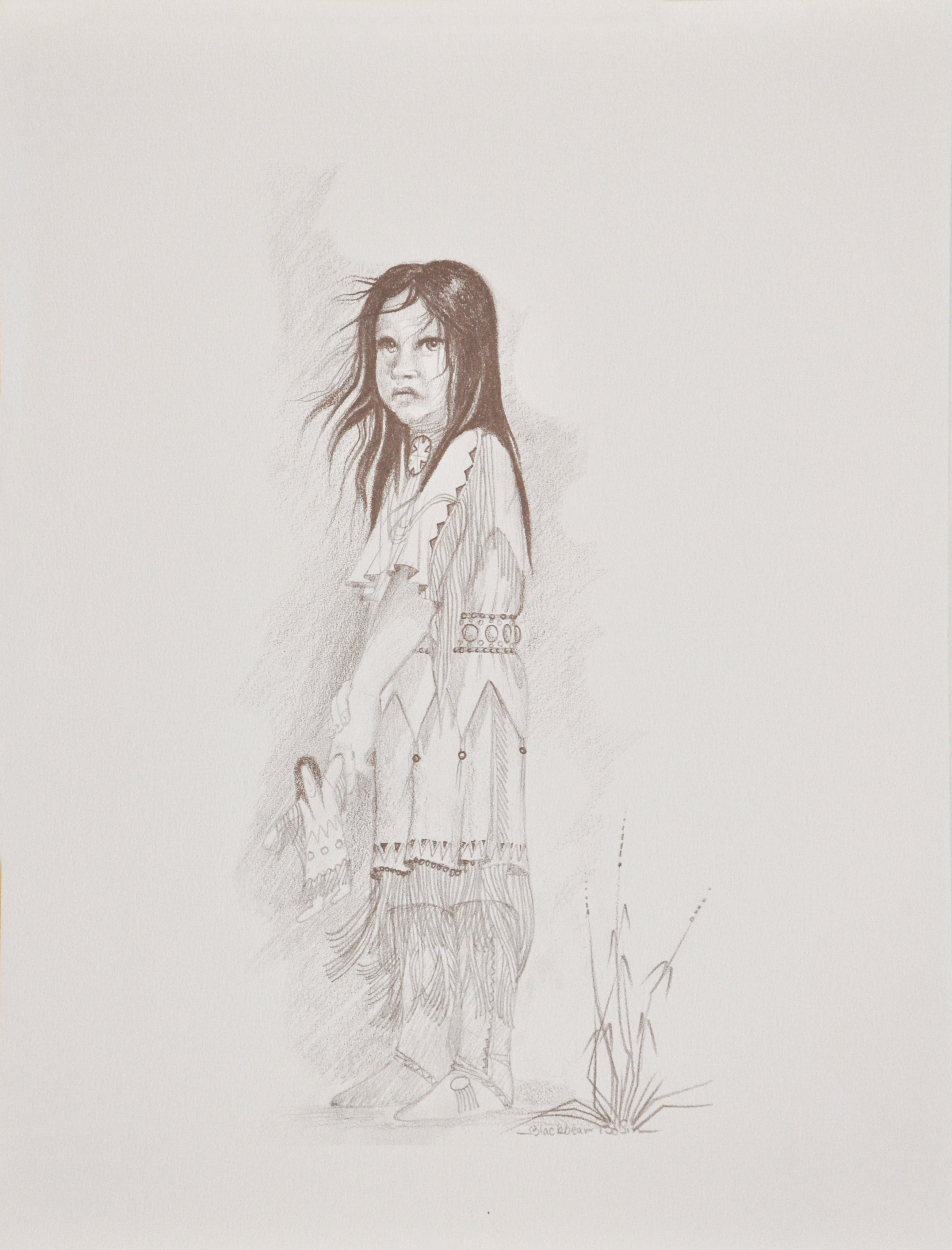 Acoma Girl