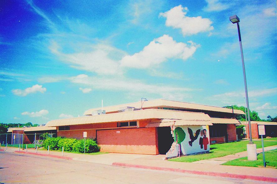 Garden Oaks Elementary School Metropolitan Library System