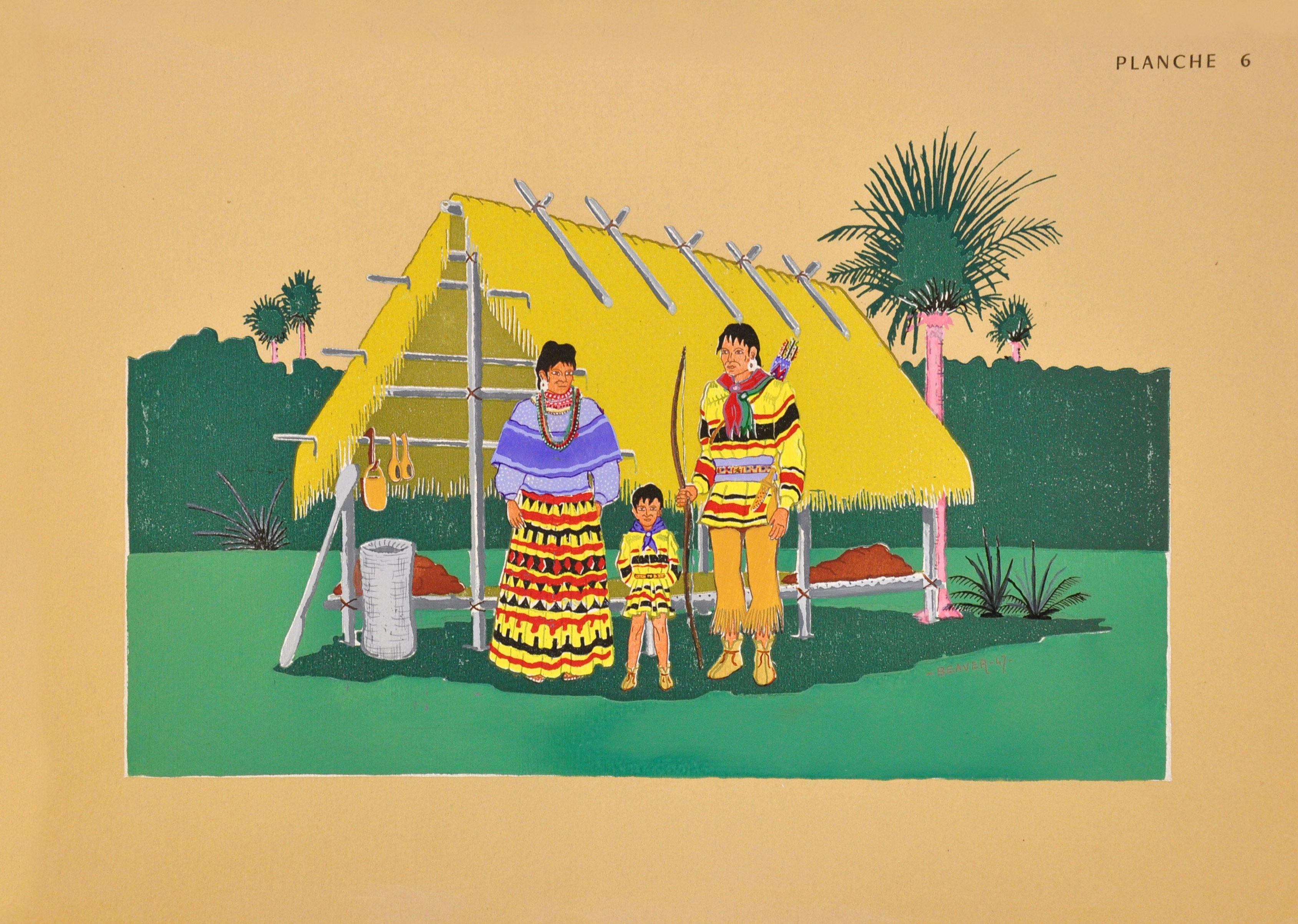 The Seminole Family