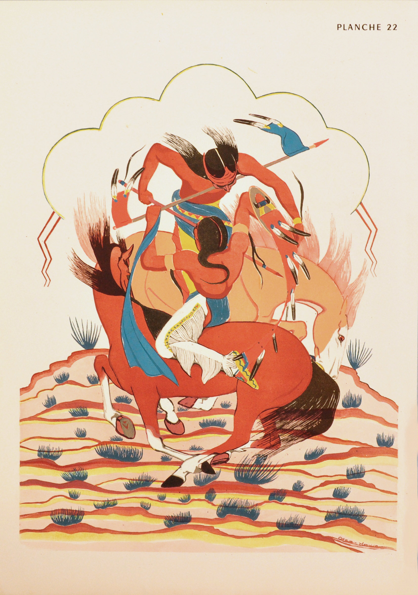 Sioux Battle