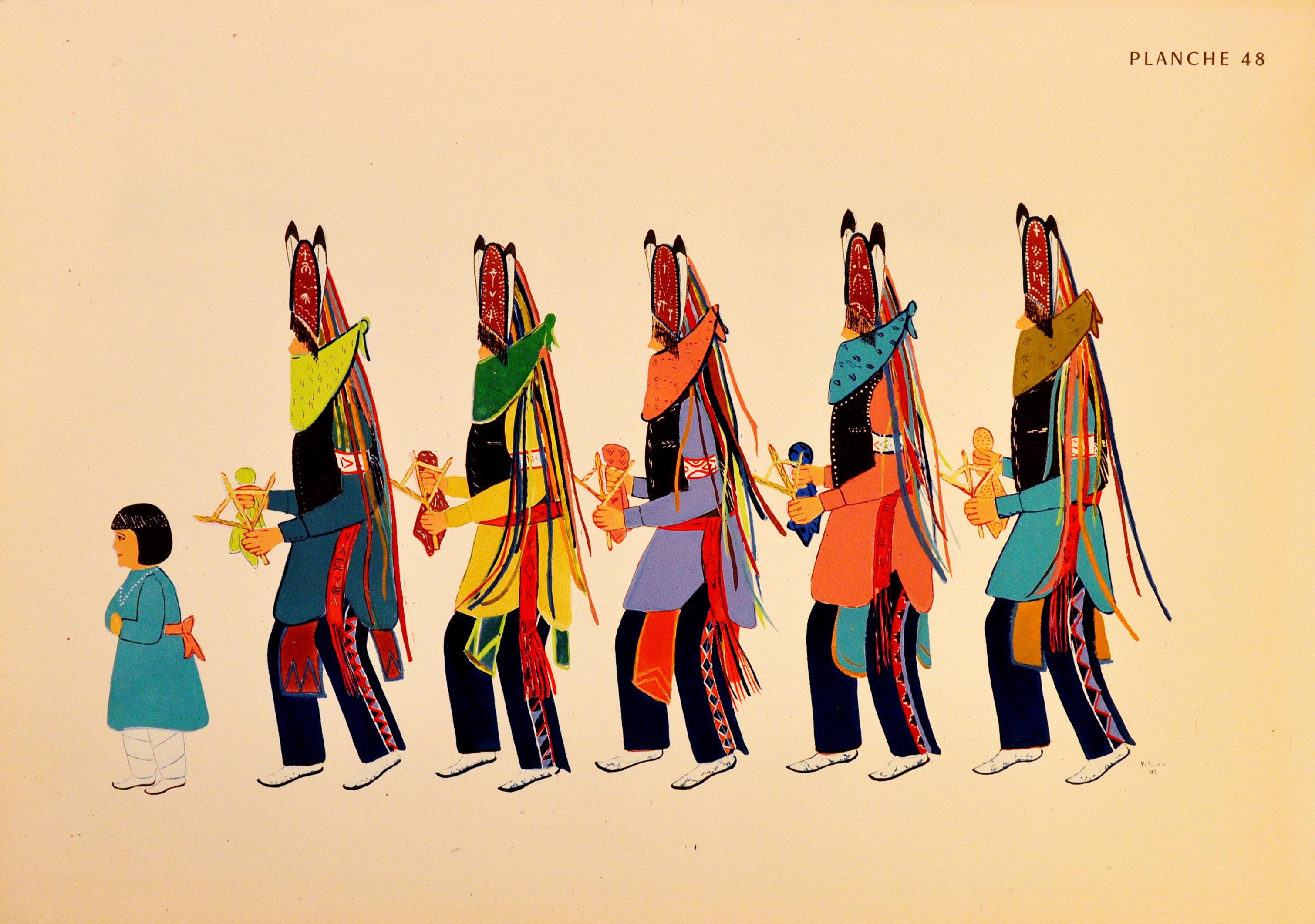 A Matachina Dance, Christmas