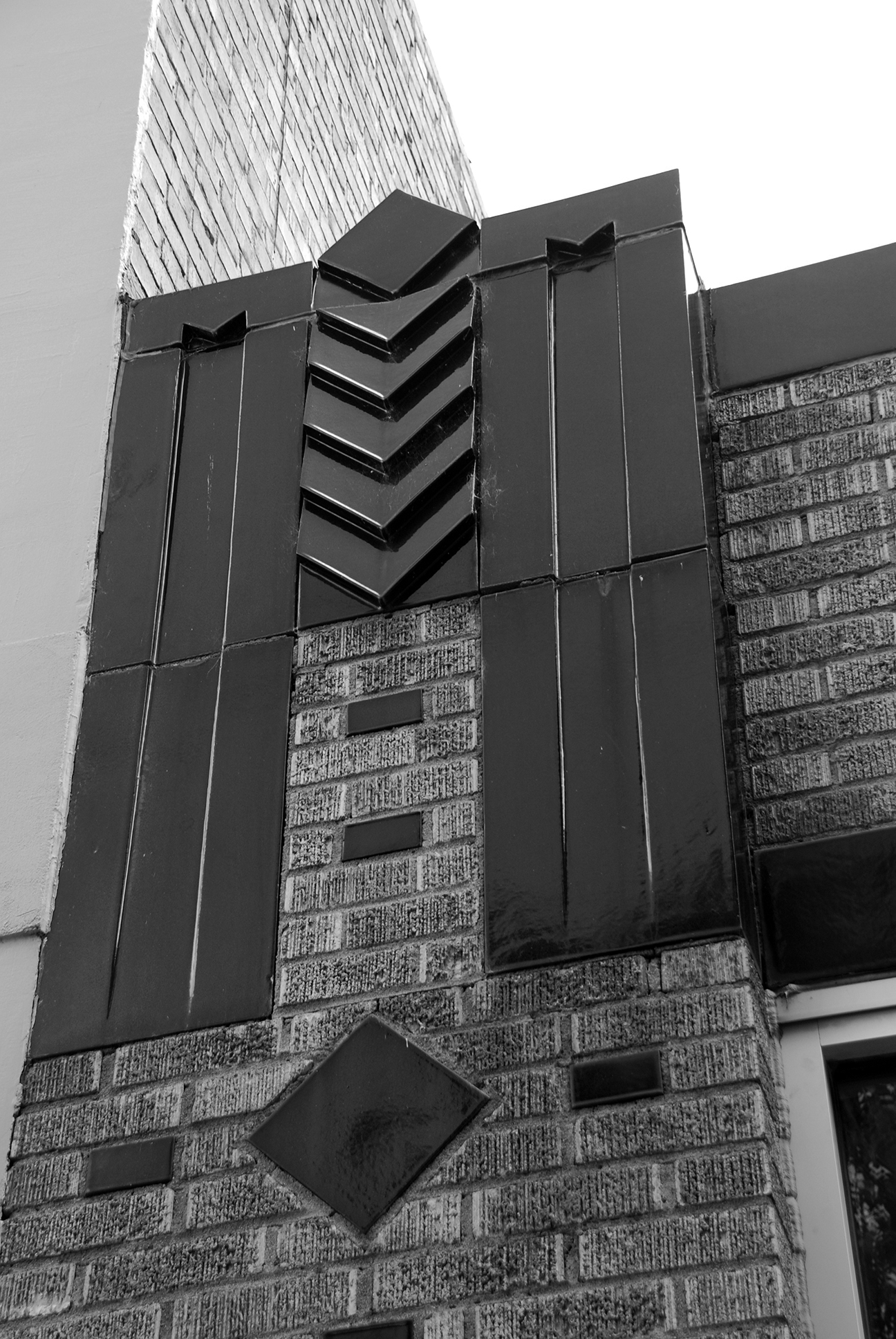Architectural Detail, 630 West Sheridan